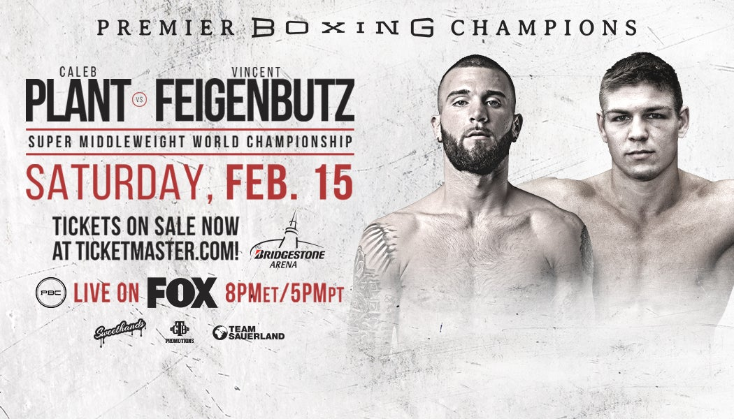 More Info for Premier Boxing Champions