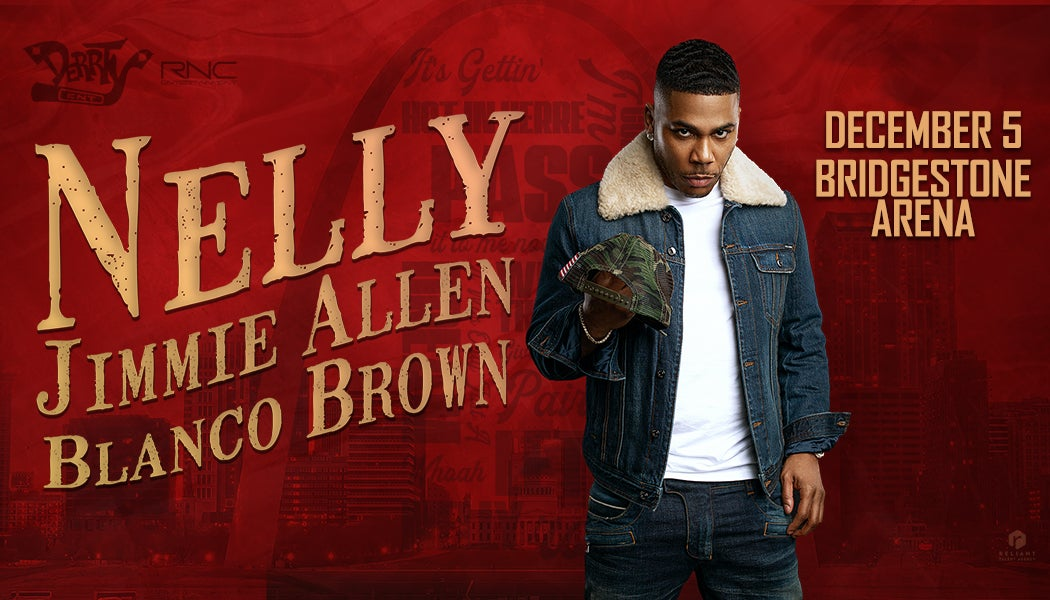 More Info for Nelly with Jimmie Allen & Blanco Brown