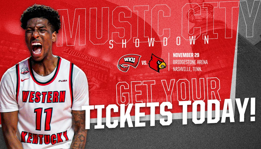 More Info for Western Kentucky vs Louisville Men's Basketball