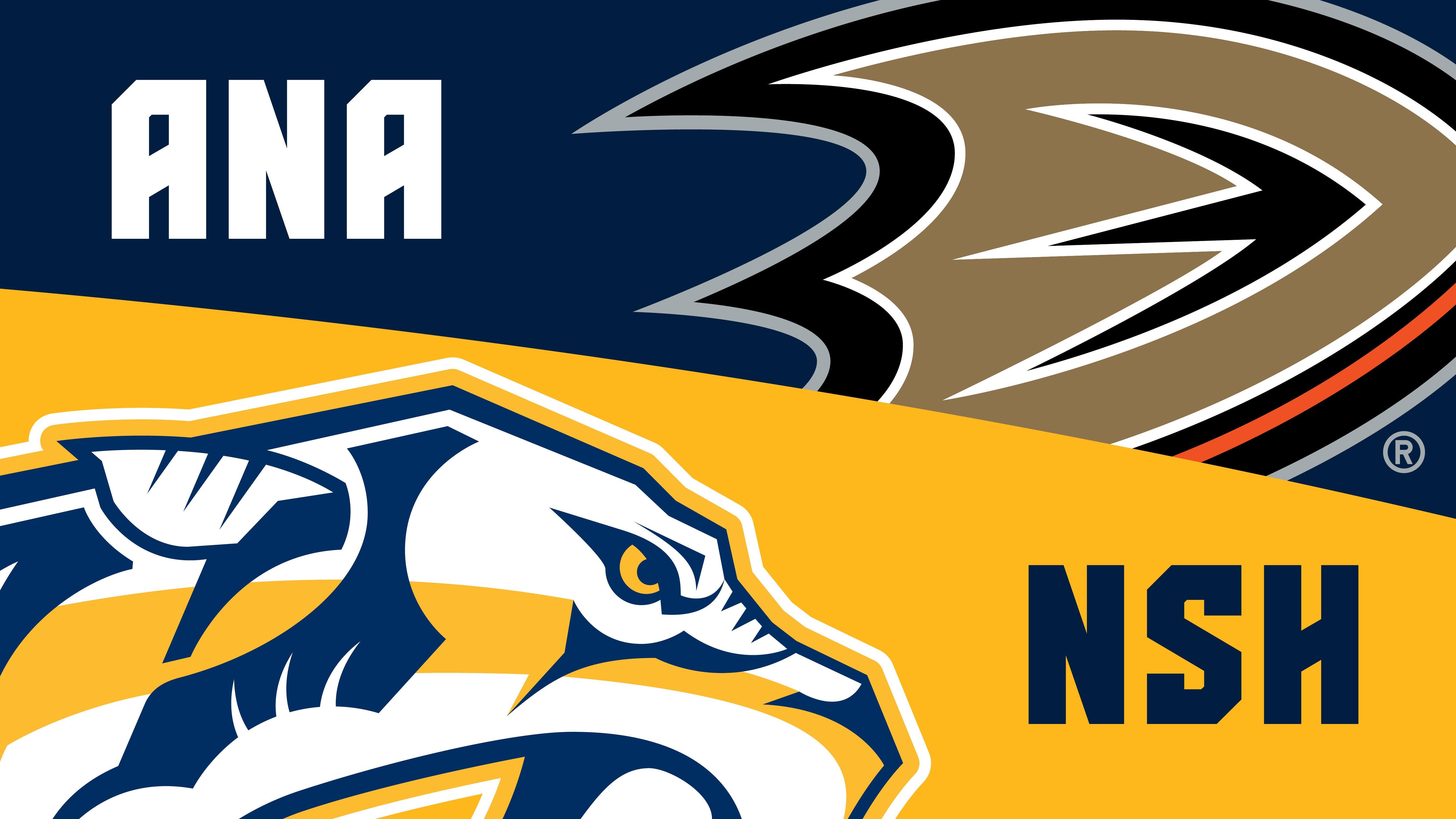 More Info for Nashville Predators vs. Anaheim Ducks