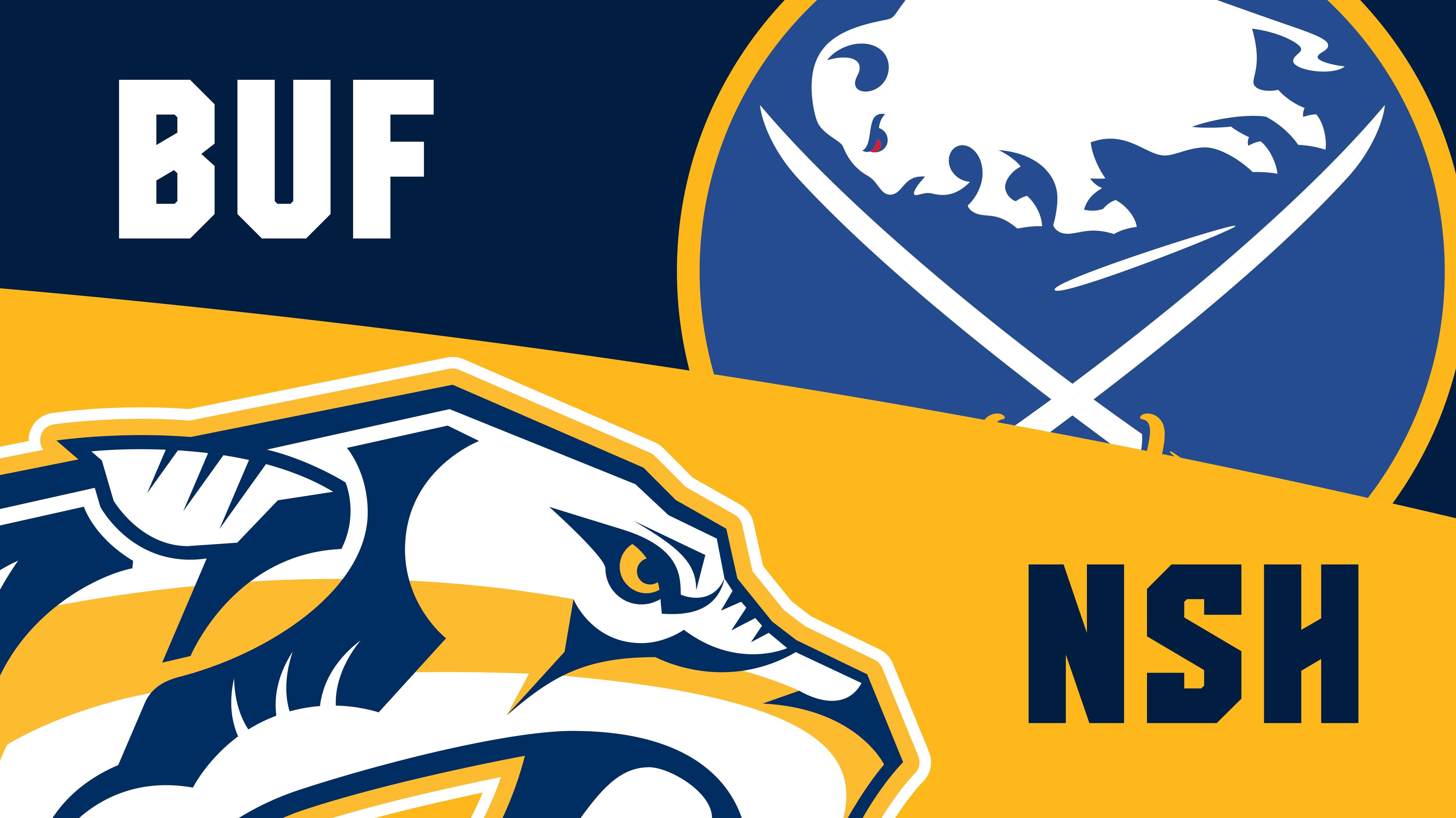 More Info for Nashville Predators vs. Buffalo Sabres