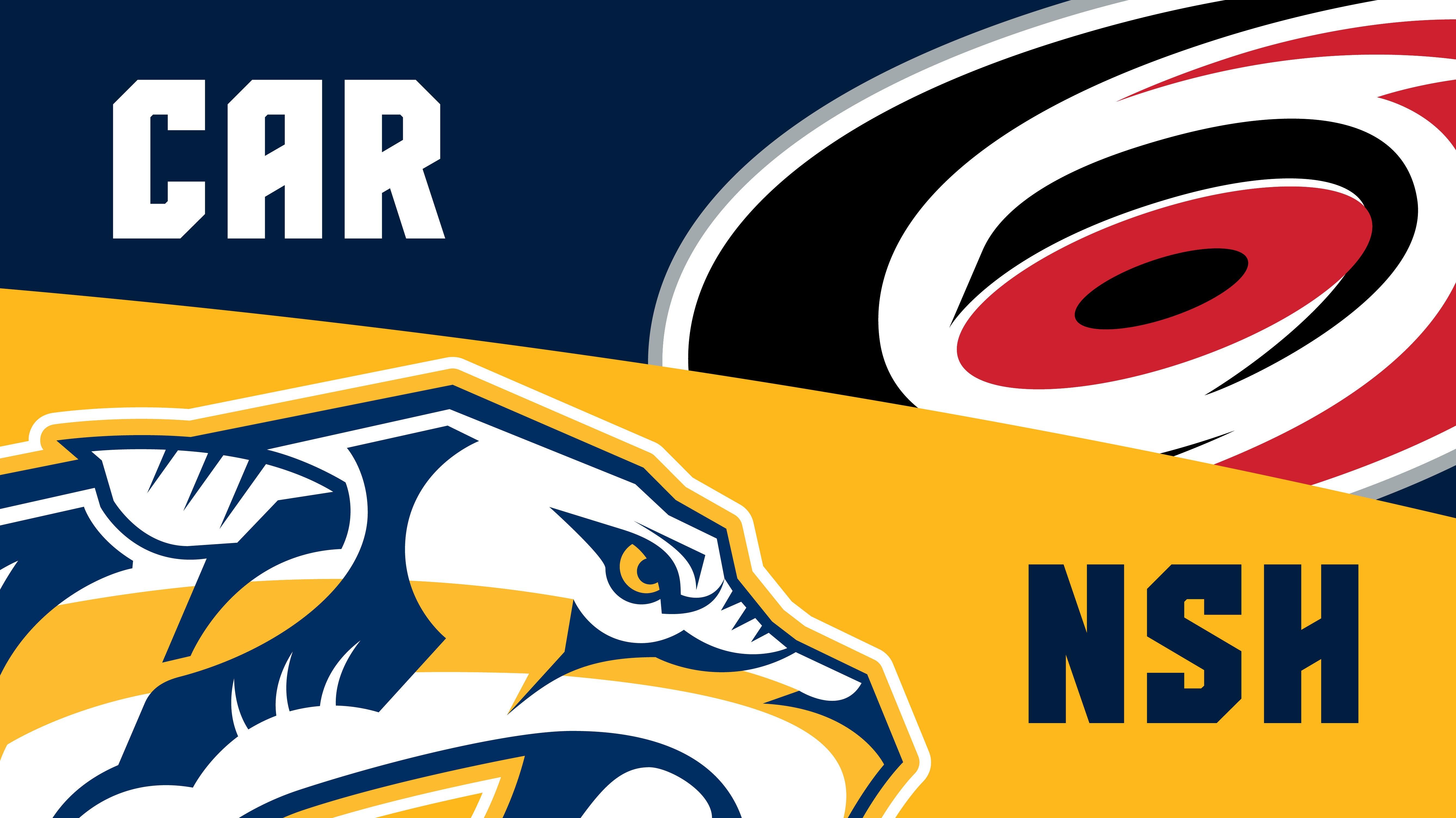More Info for Nashville Predators vs. Carolina Hurricanes