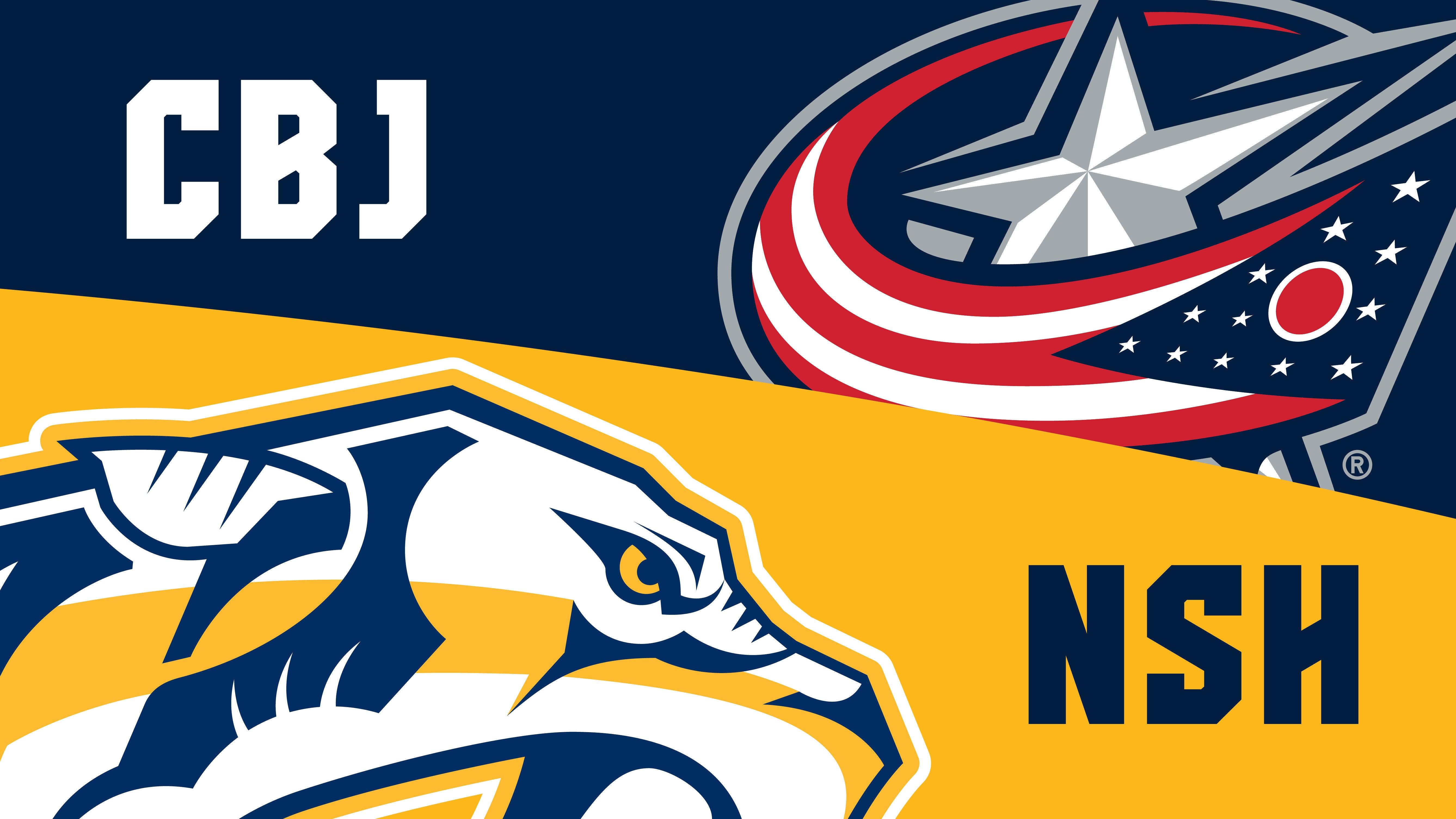 More Info for Nashville Predators vs. Columbus Blue Jackets