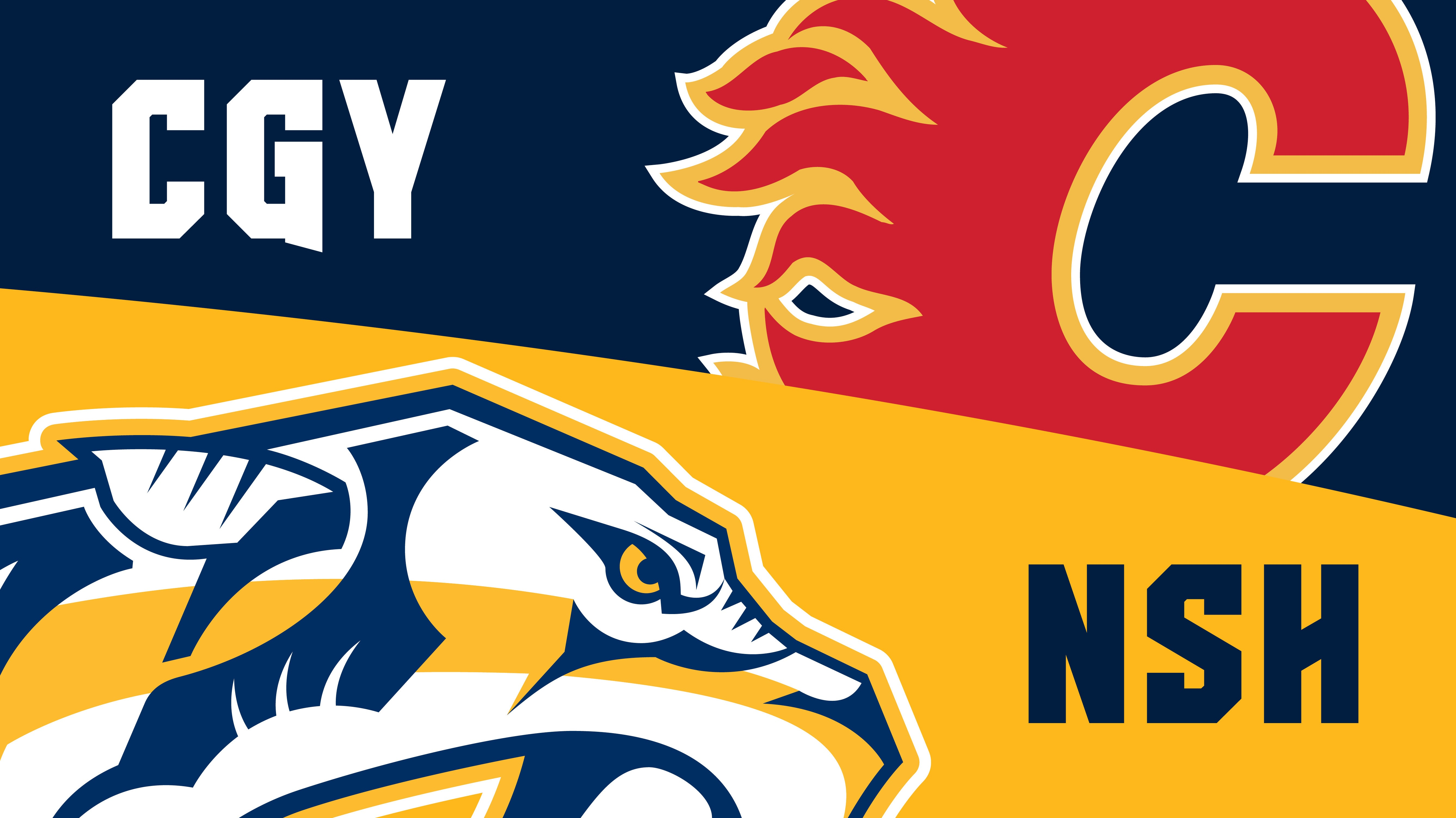 More Info for Nashville Predators vs. Calgary Flames