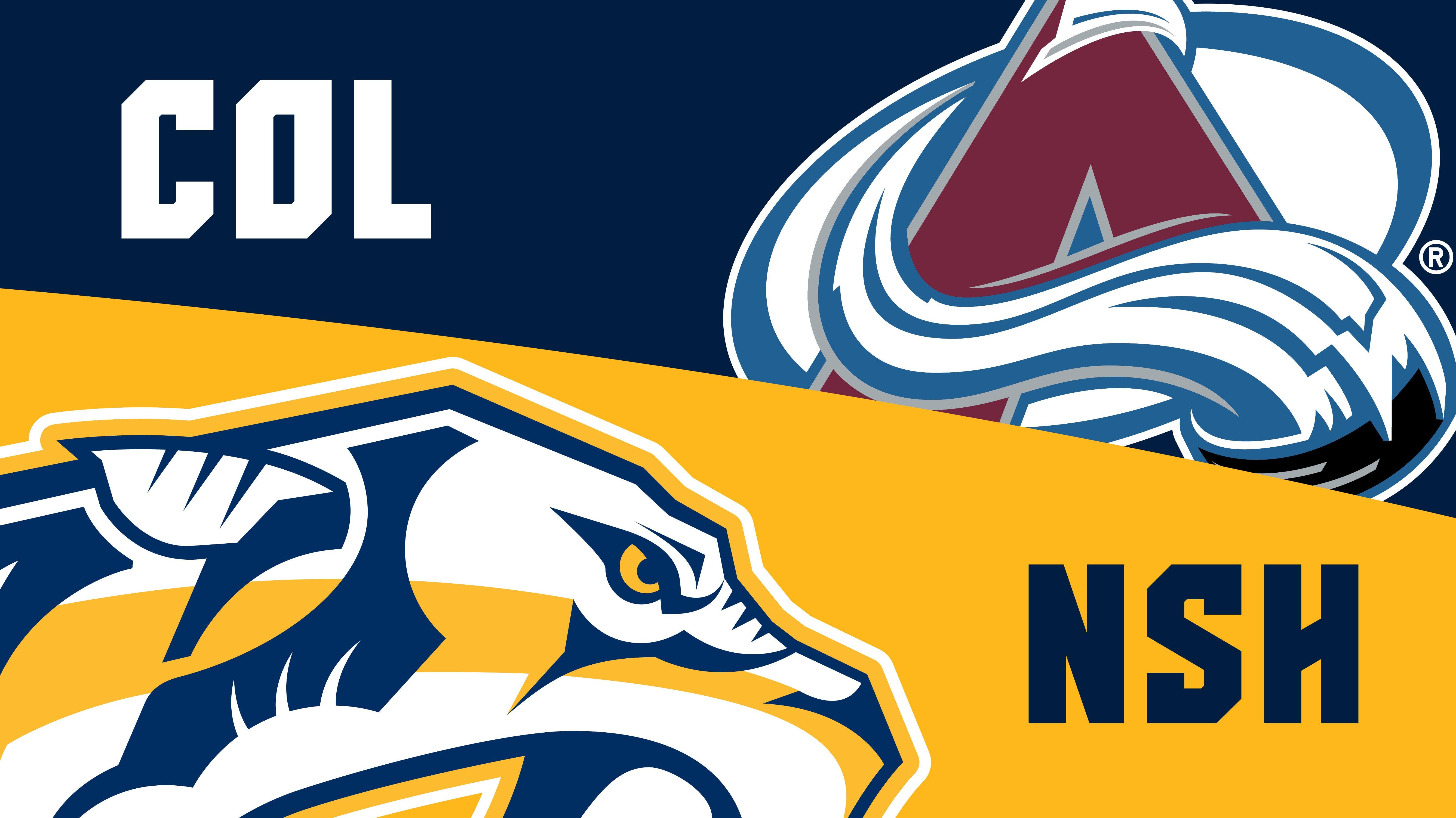 More Info for Nashville Predators vs. Colorado Avalanche