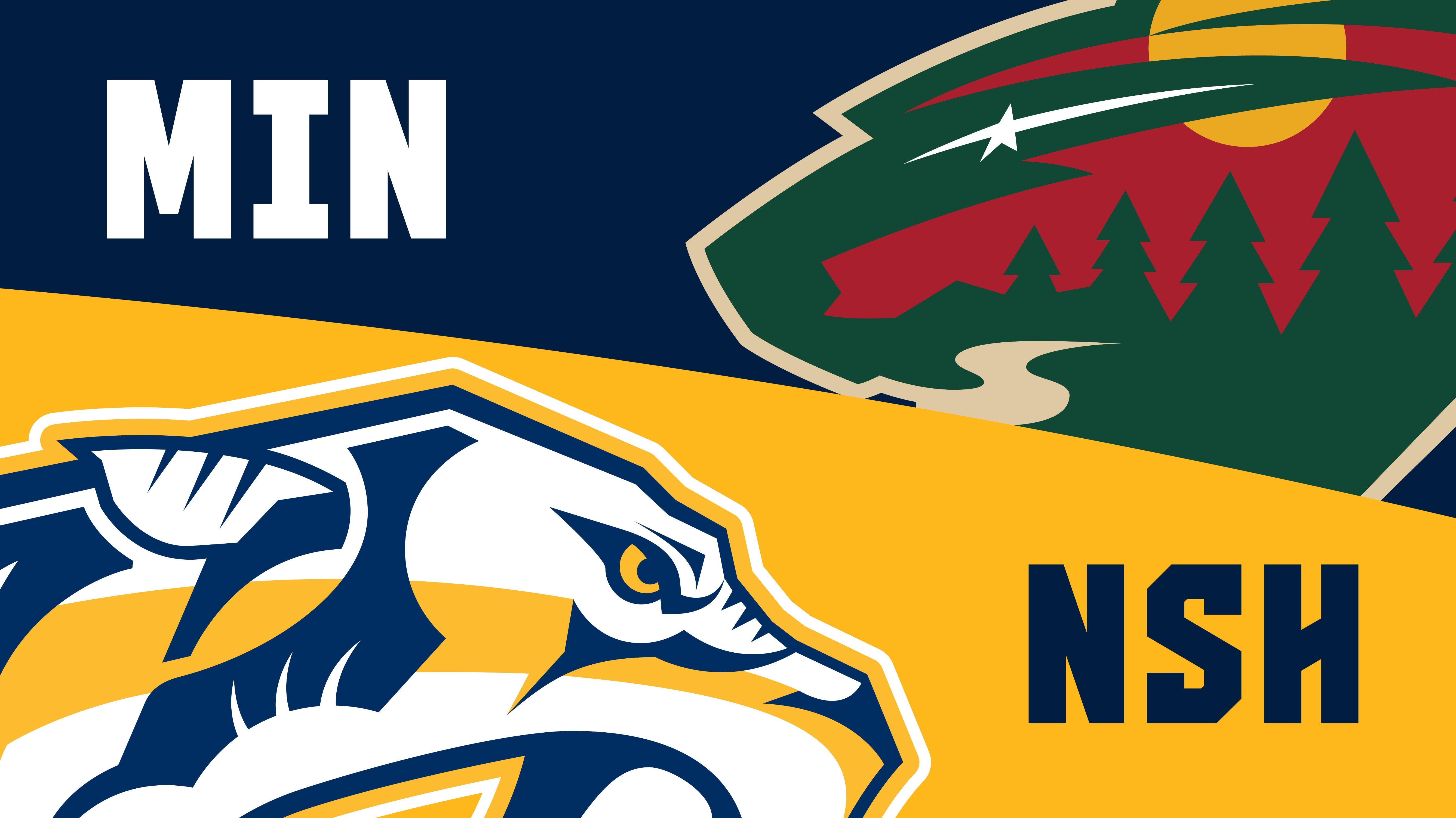 More Info for Nashville Predators vs. Minnesota Wild