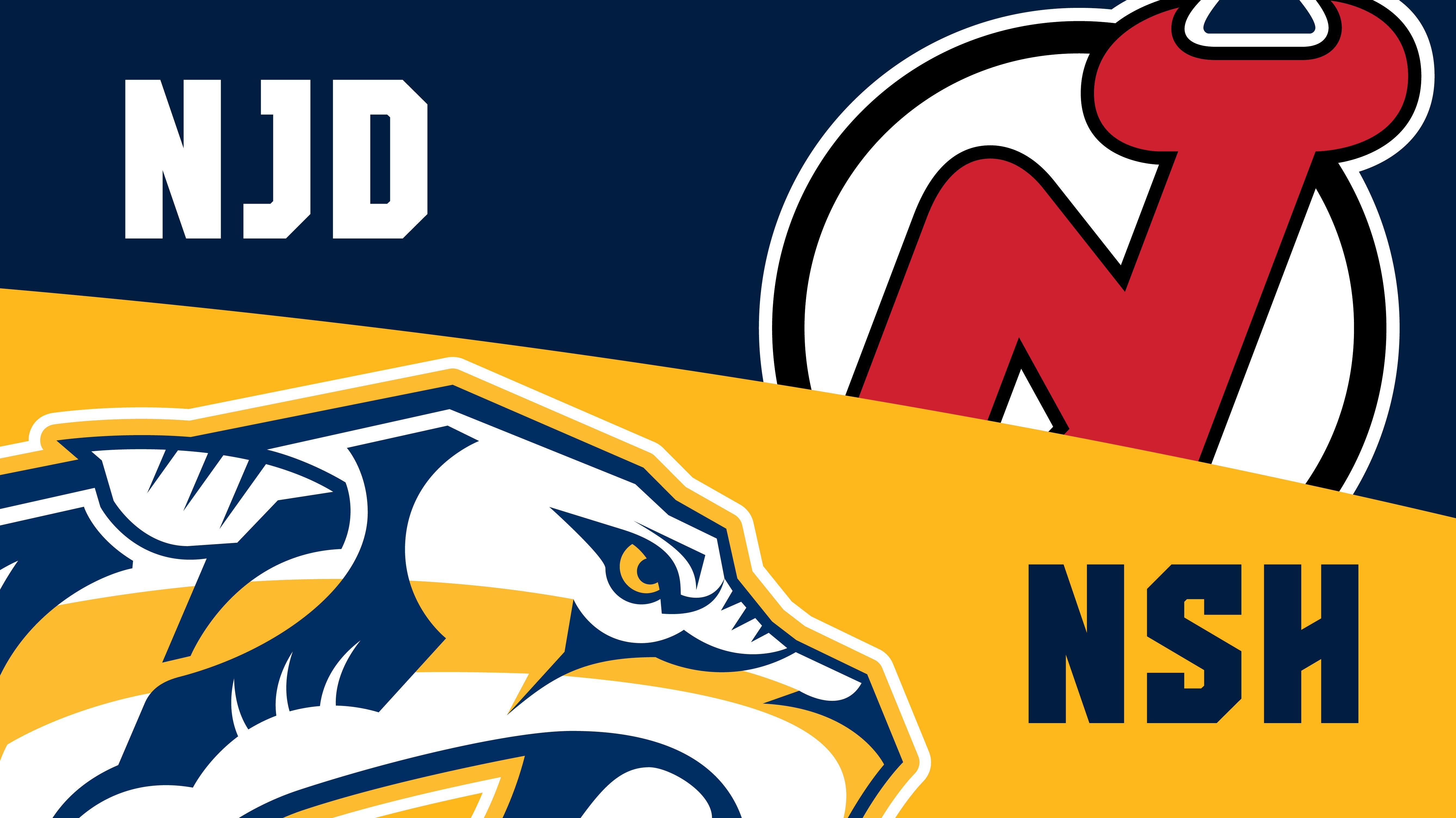 More Info for Nashville Predators vs. New Jersey Devils