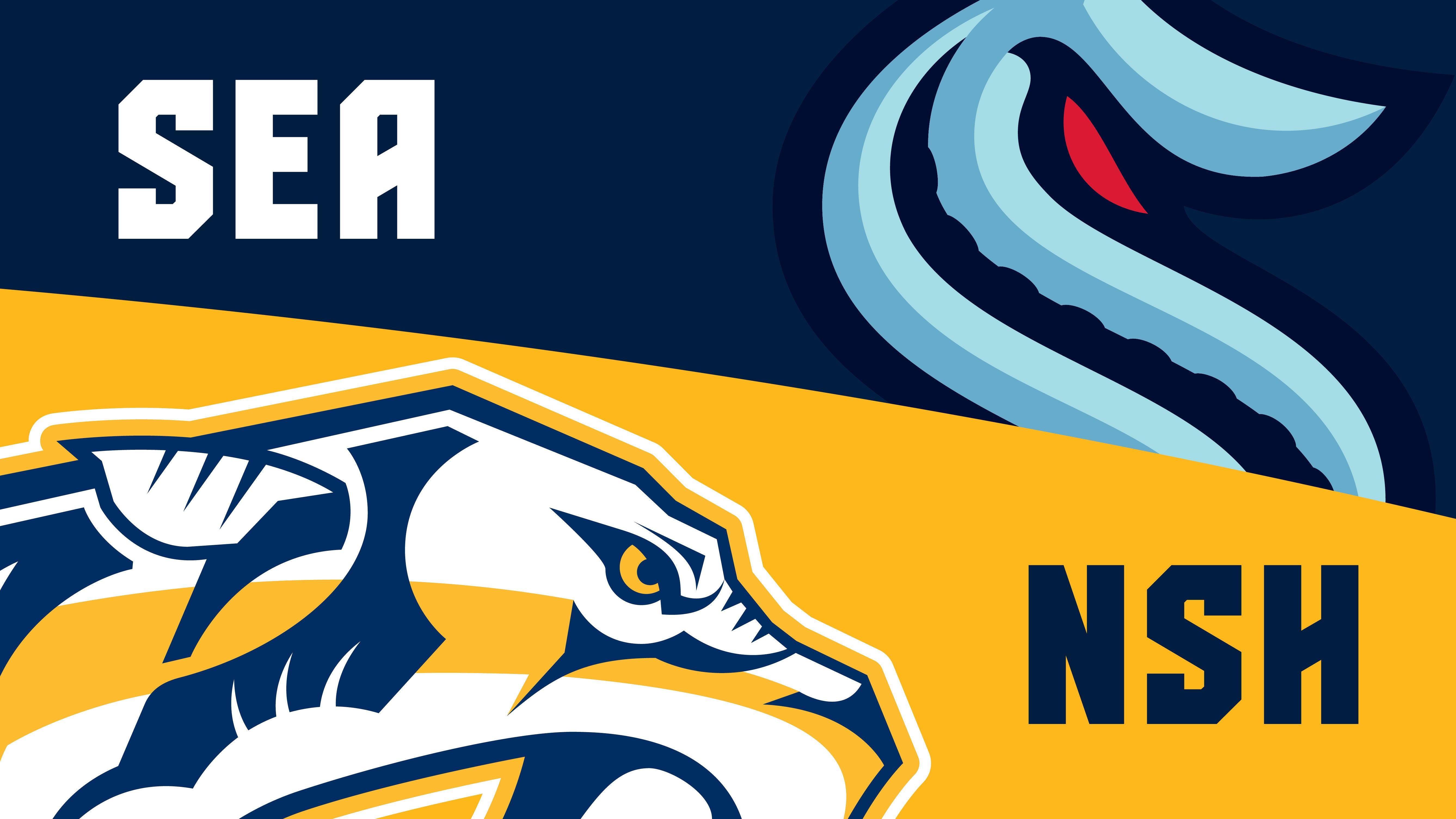 More Info for Nashville Predators vs. Seattle Kraken