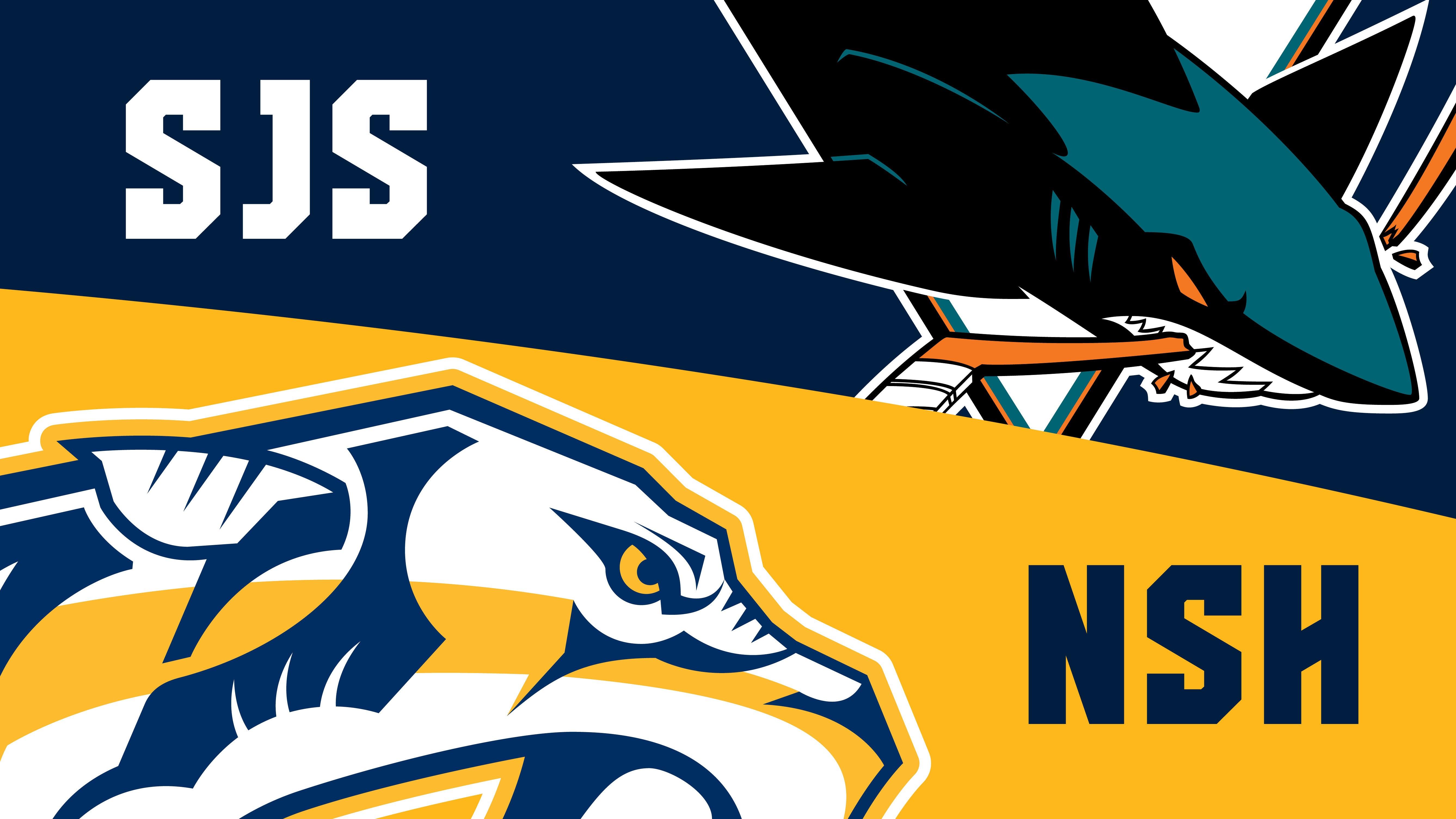 More Info for Nashville Predators vs. San Jose Sharks