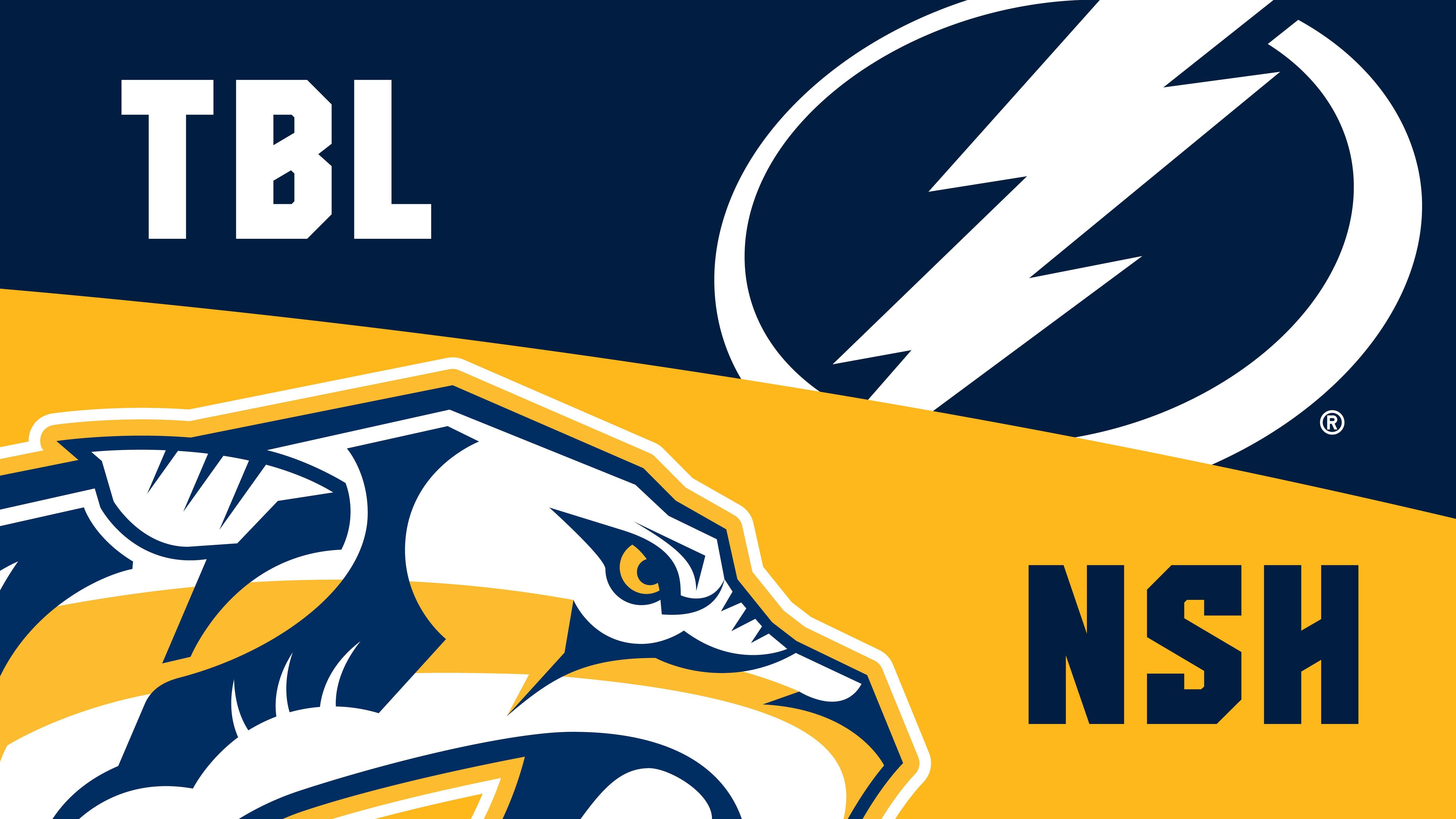 More Info for Nashville Predators vs. Tampa Bay Lightning