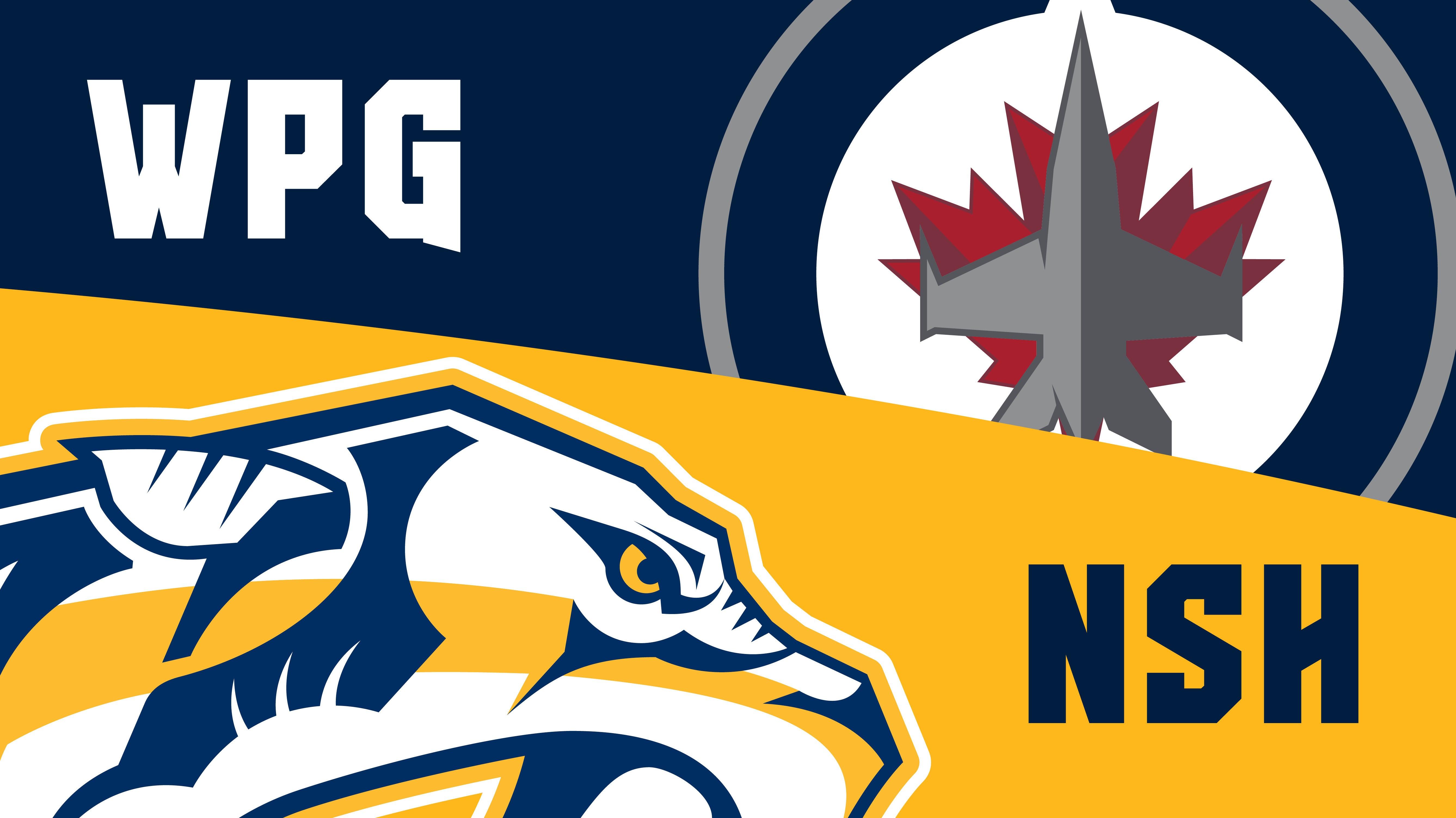 More Info for Nashville Predators vs. Winnipeg Jets