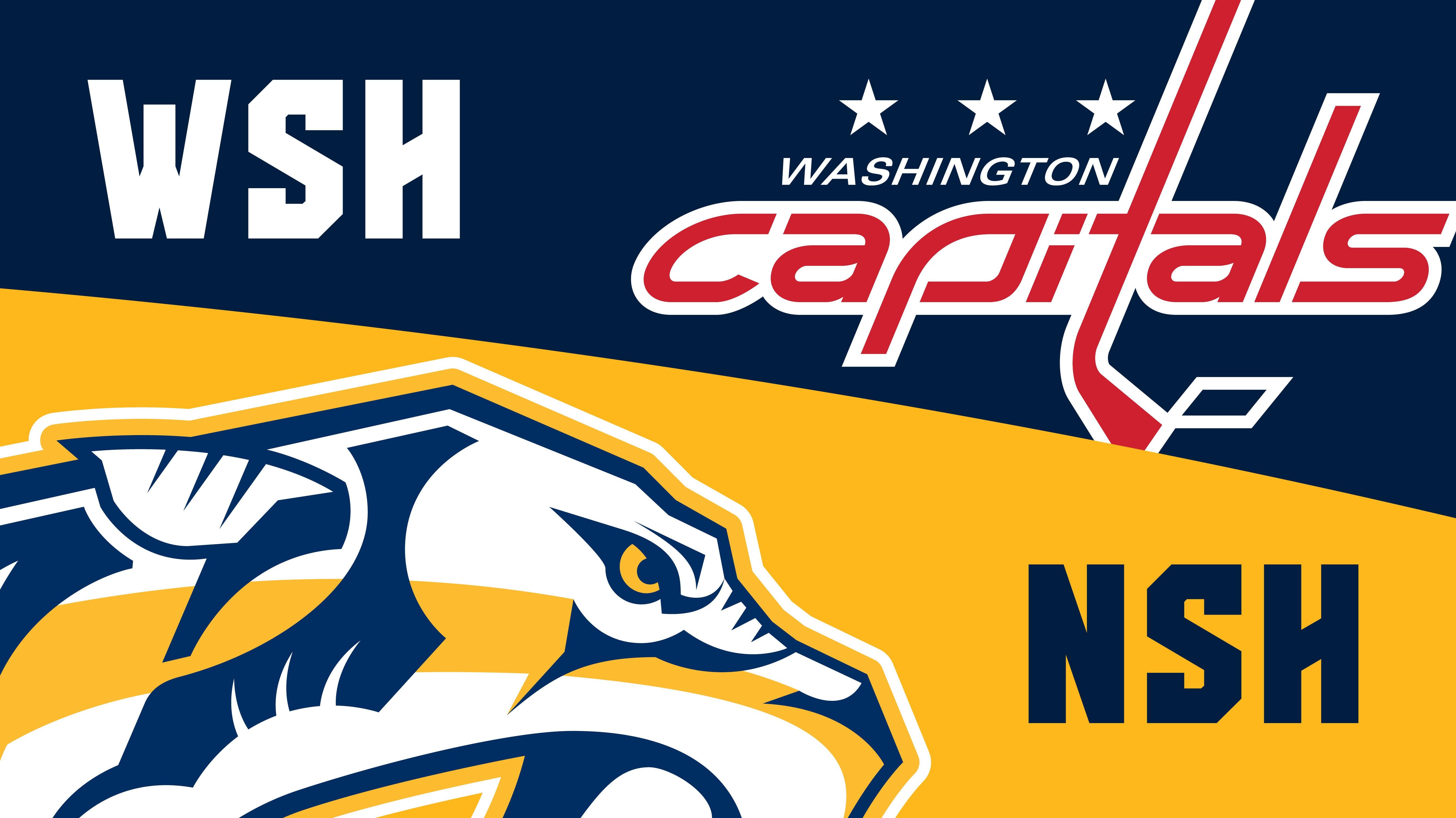 More Info for Nashville Predators vs. Washington Capitals