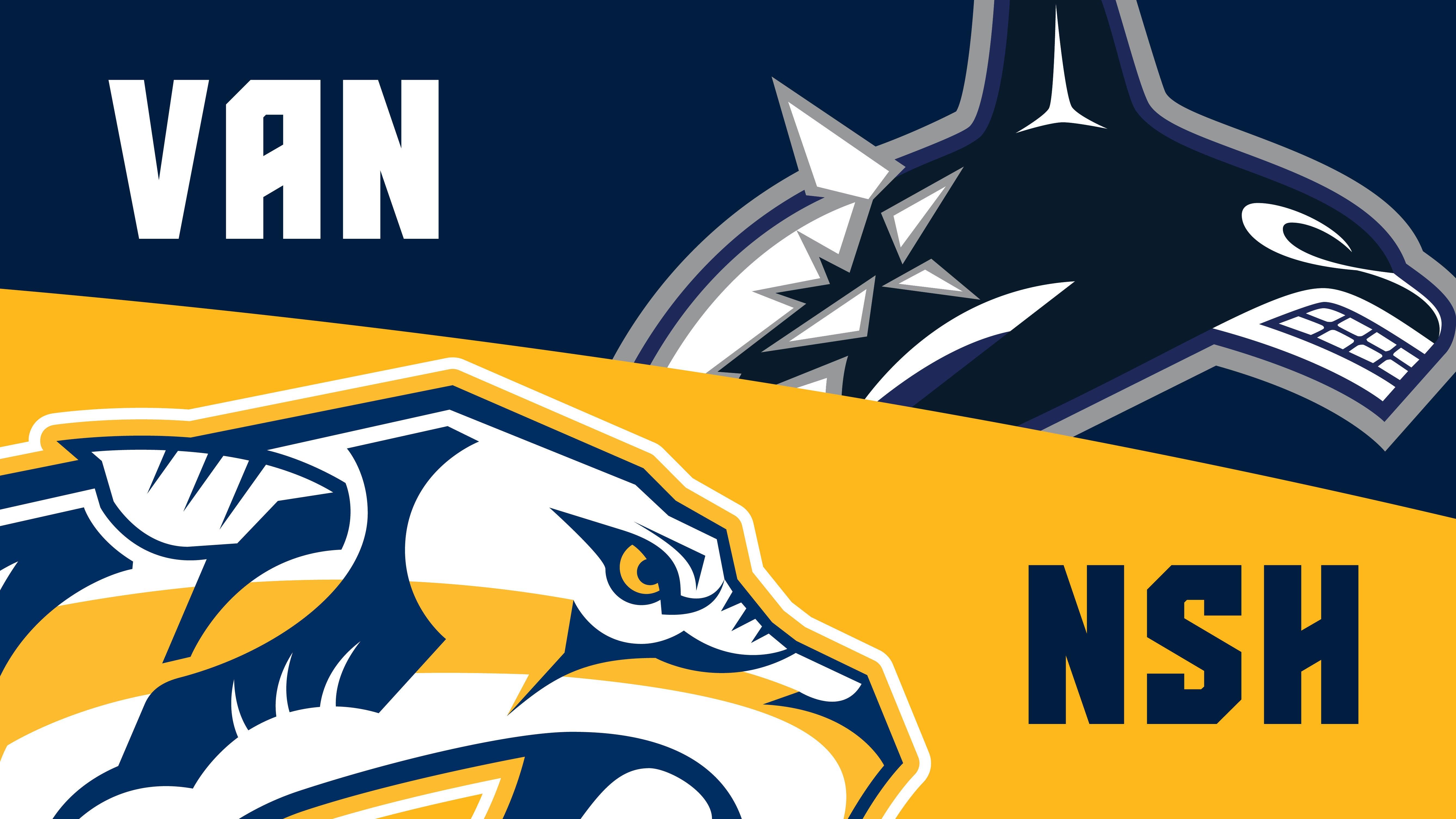 More Info for Nashville Predators vs. Vancouver Canucks