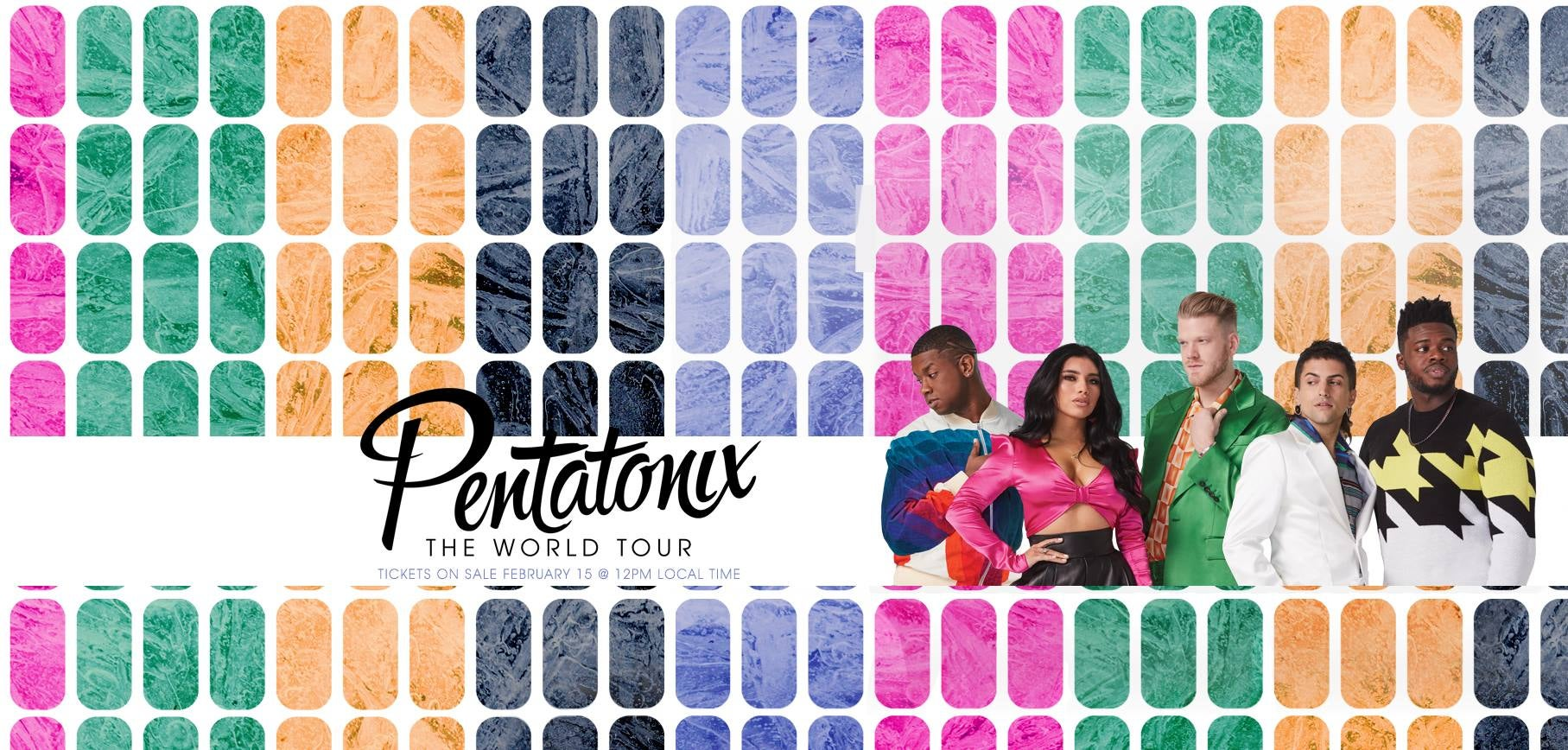 Pentatonix | Bridgestone Arena