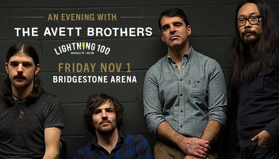 More Info for An Evening With The Avett Brothers