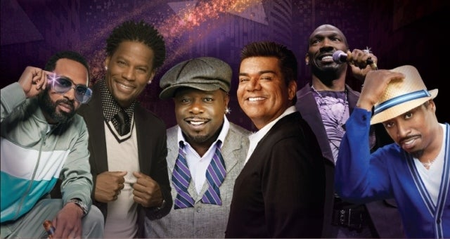 Black & Brown Comedy Get Down: Cedric The Entertainer, Mike Epps, D.L. Hughley, George Lopez, Eddie Griffin & Charlie Murphy
