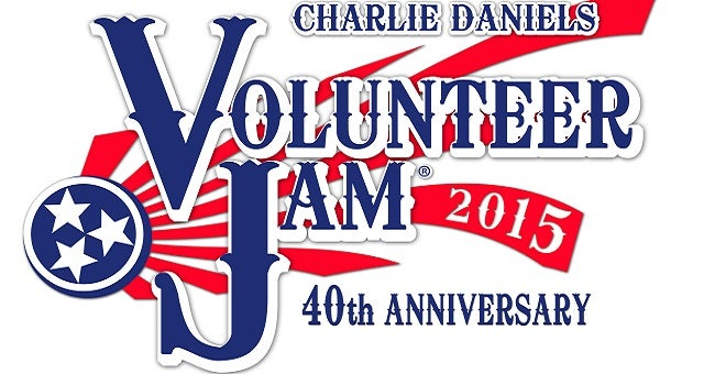 Copperweld Presents Charlie Daniels  Volunteer Jam 40th Anniversary