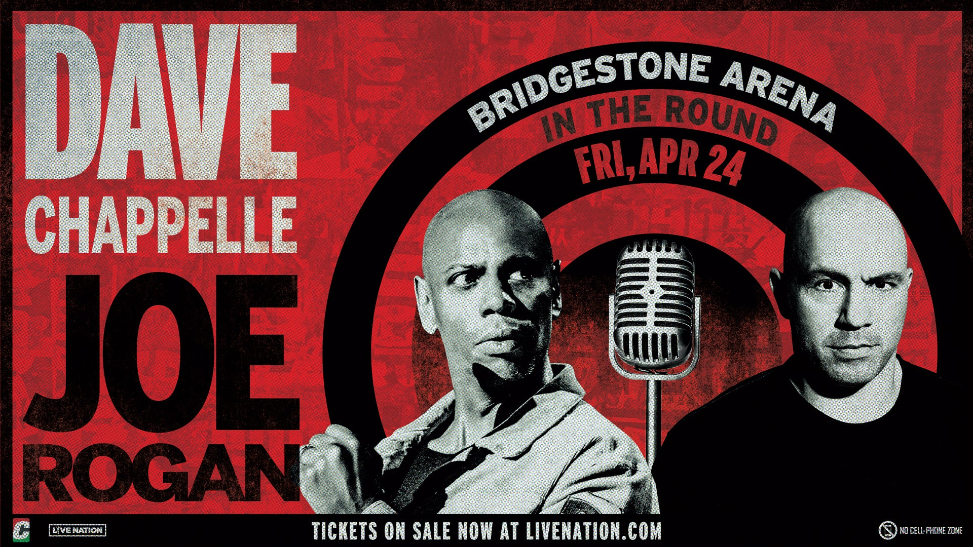 More Info for Dave Chappelle & Joe Rogan