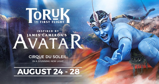 Toruk The First Flight By Cirque Du Soleil Bridgestone