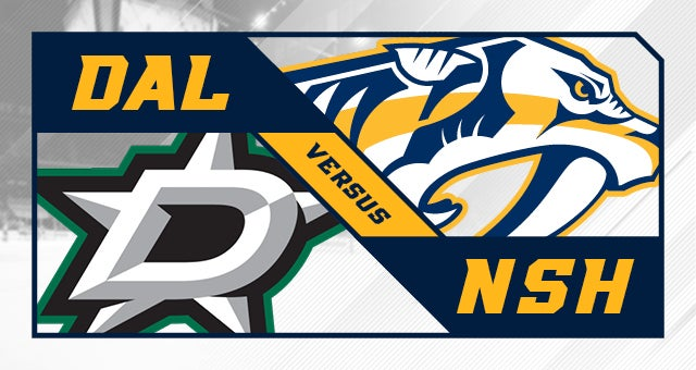 More Info for Nashville Predators vs. Dallas Stars