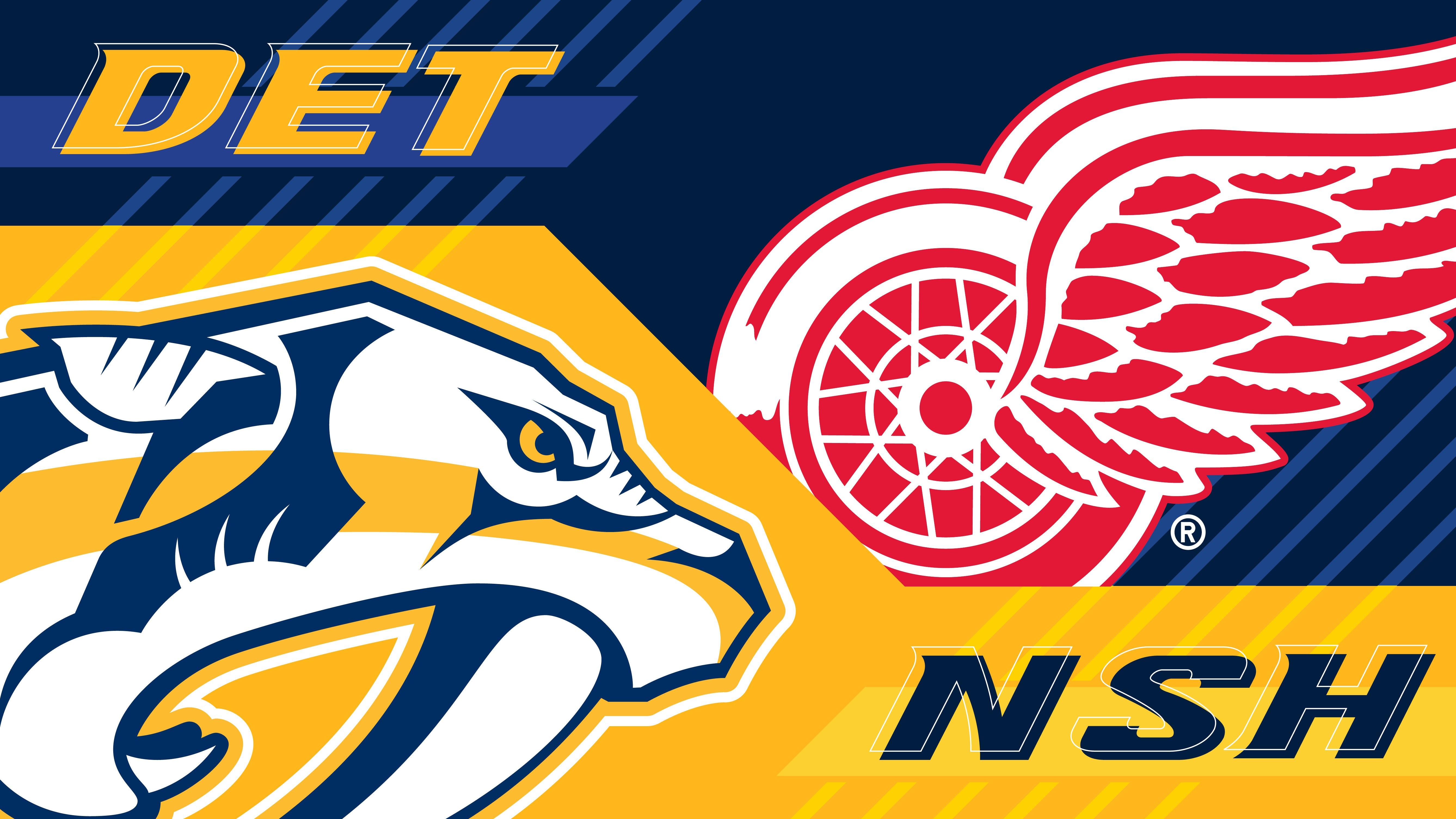 More Info for Red Wings vs. Predators