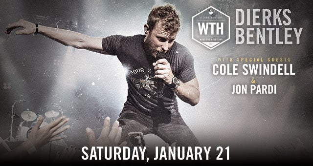 dierks bentley | bridgestone arena