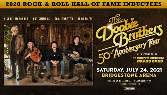 More Info for RESCHEDULED: The Doobie Brothers