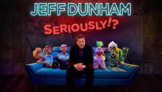 More Info for RESCHEDULED: Jeff Dunham