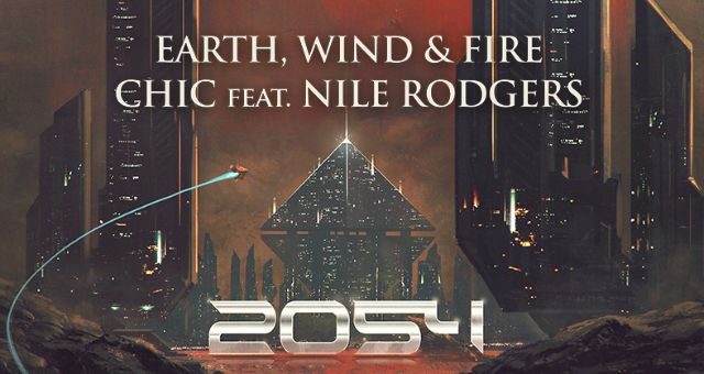 Earth, Wind & Fire - 2054 The Tour