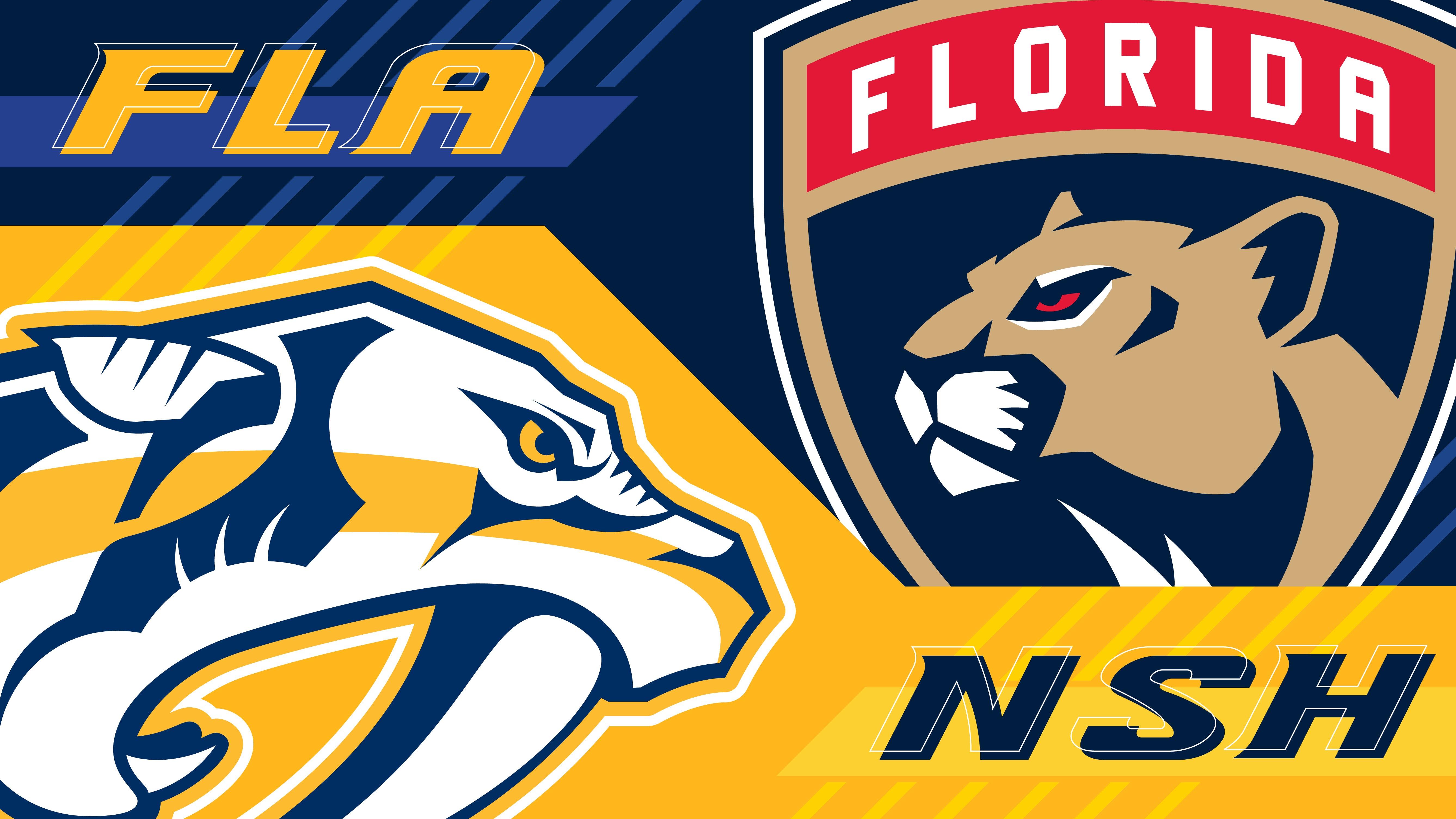 Panthers vs. Predators