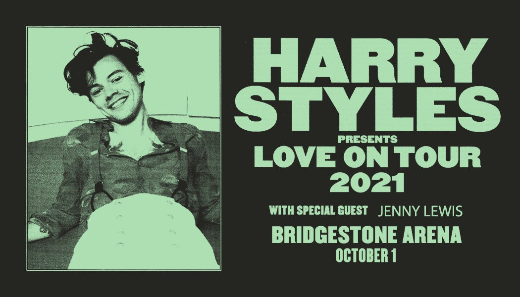 More Info for RESCHEDULED: Harry Styles