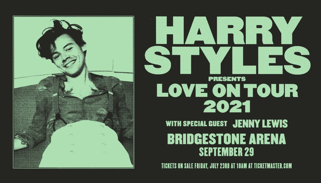 More Info for Harry Styles presents Love On Tour