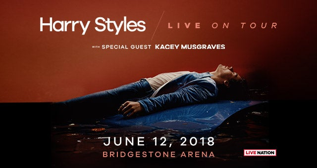 Harry Styles/ Live on Tour