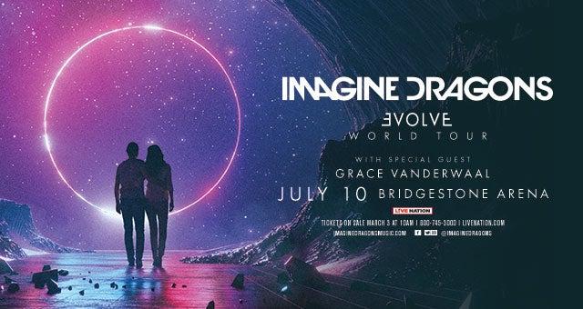 Imagine Dragons | Bridgestone Arena