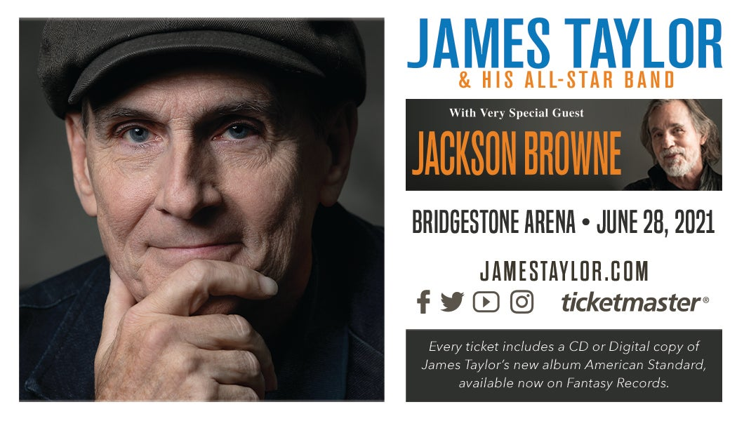 More Info for RESCHEDULED: James Taylor