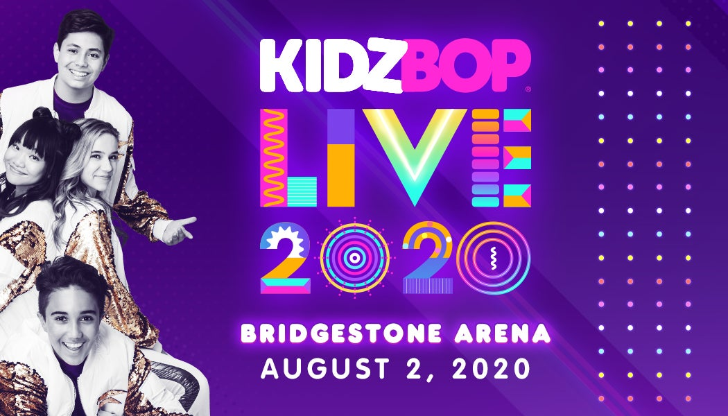 More Info for CANCELED: Kidz Bop Live 2020