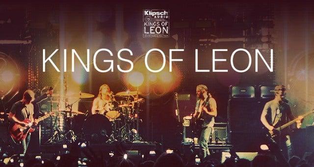 Kings of Leon | Bridgestone Arena