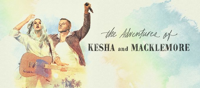 The Adventures of Kesha & Macklemore Tour