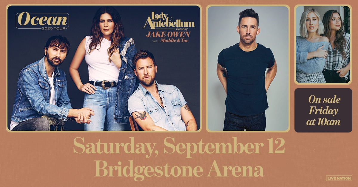 More Info for CANCELED: Lady Antebellum
