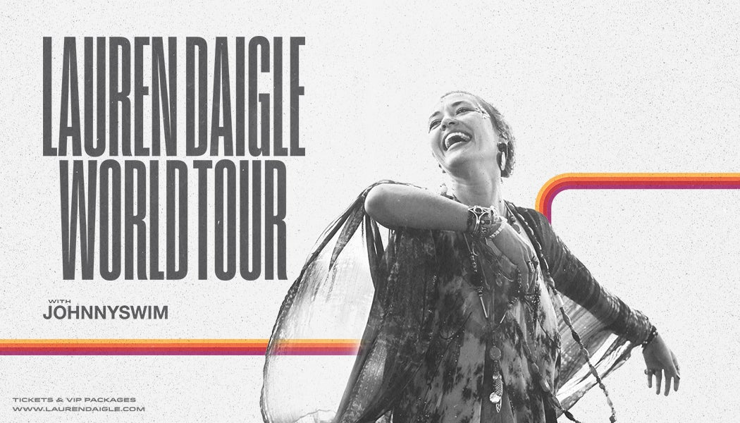 RESCHEDULED: Lauren Daigle