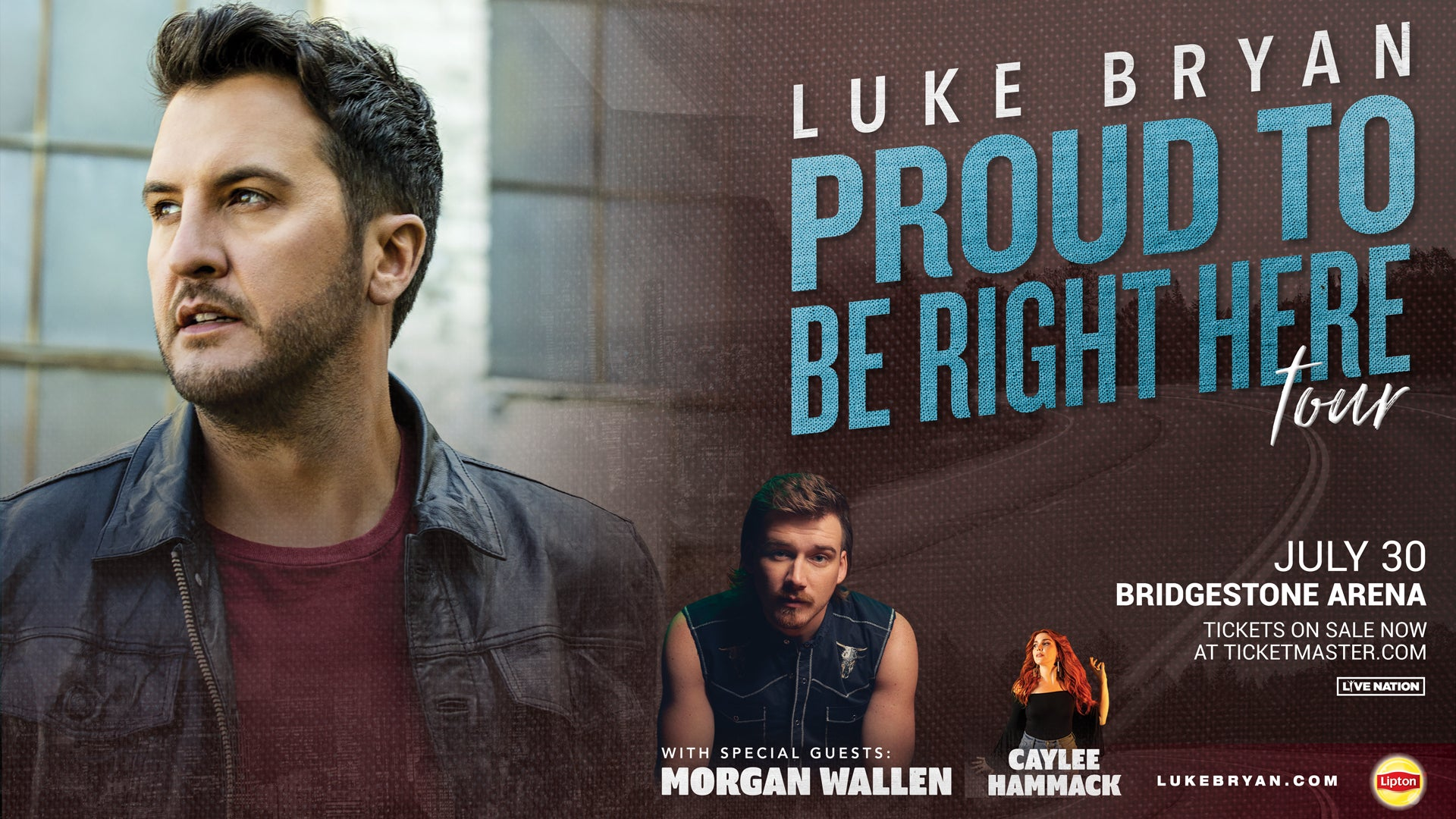 More Info for Luke Bryan
