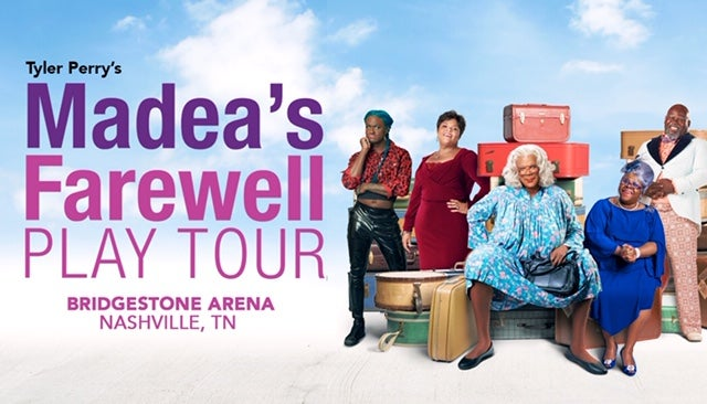 More Info for Tyler Perry's Madea's Farewell Play Tour