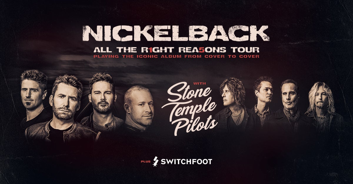 More Info for CANCELED: Nickelback