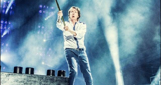 Paul McCartney - POSTPONED UNTIL OCTOBER 16, 2014