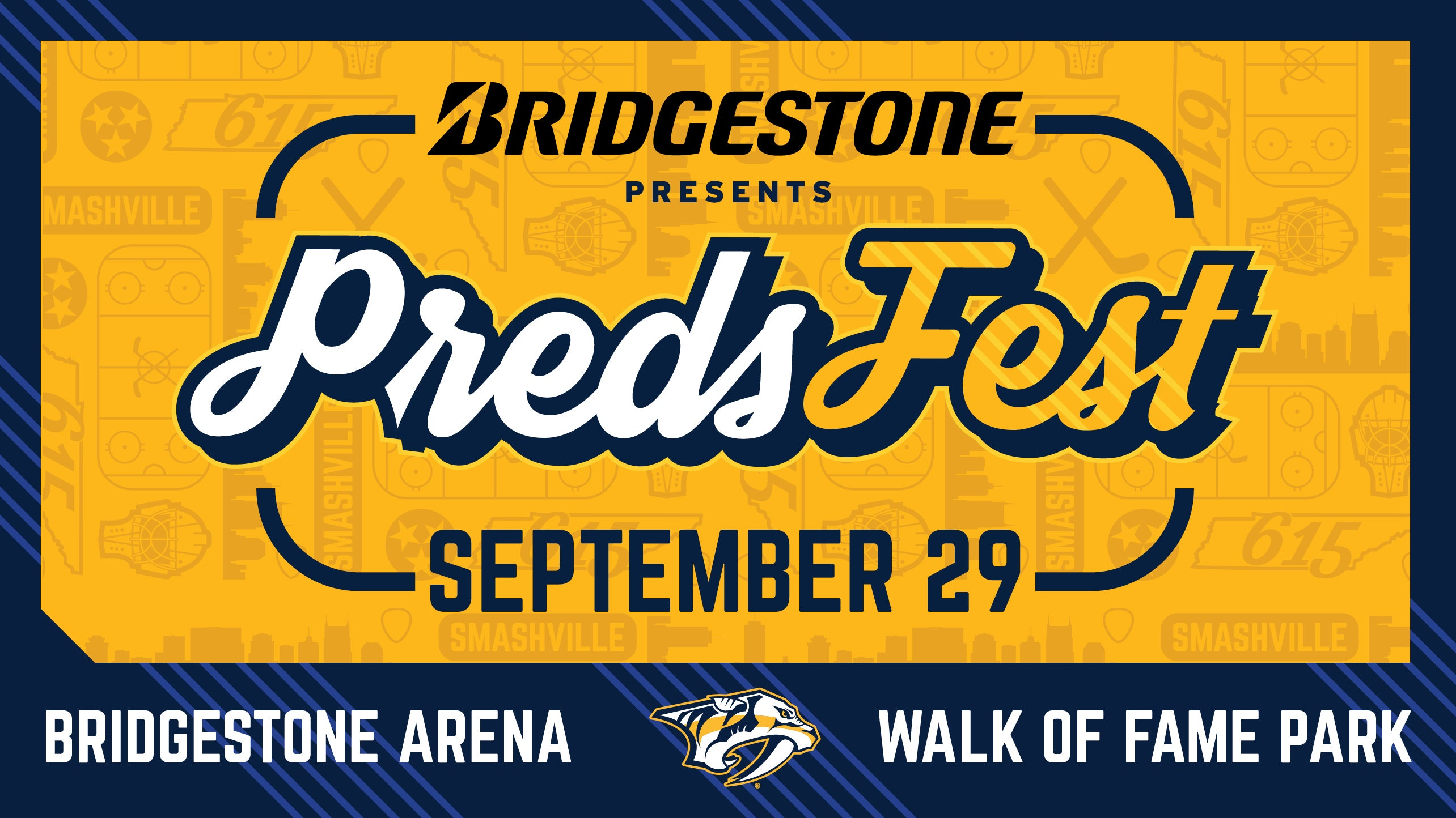 More Info for PredsFest