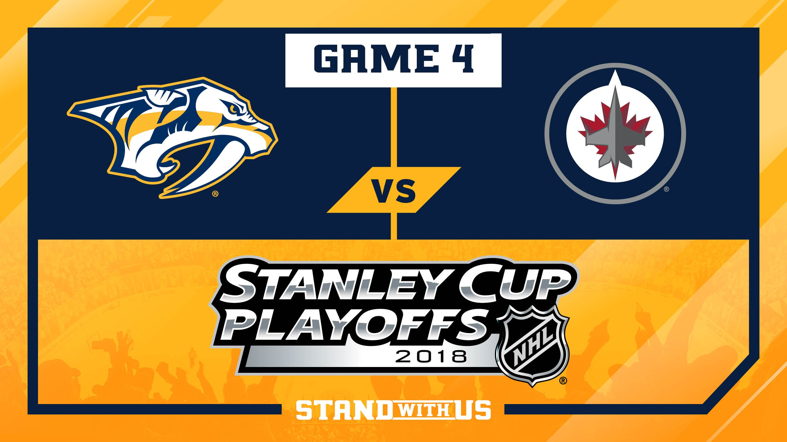 Round Two Game Four Watch Party