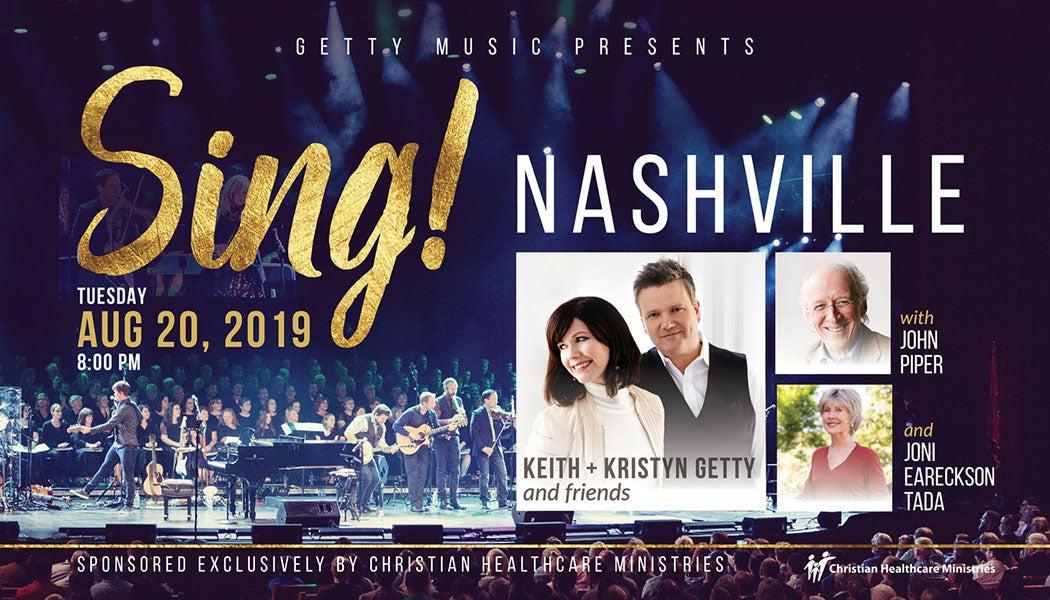 Getty Music Presents Sing! Nashville