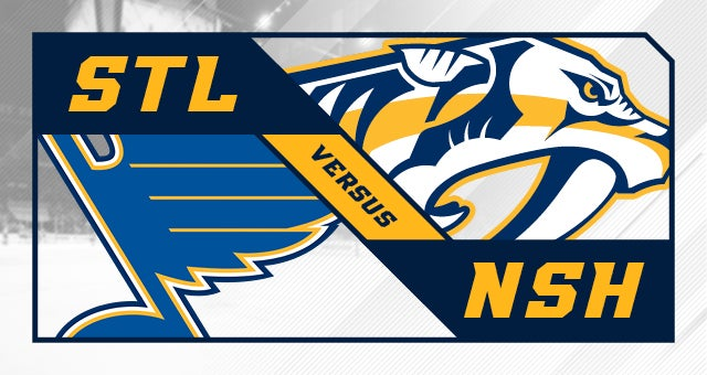 More Info for Nashville Predators vs. St. Louis Blues