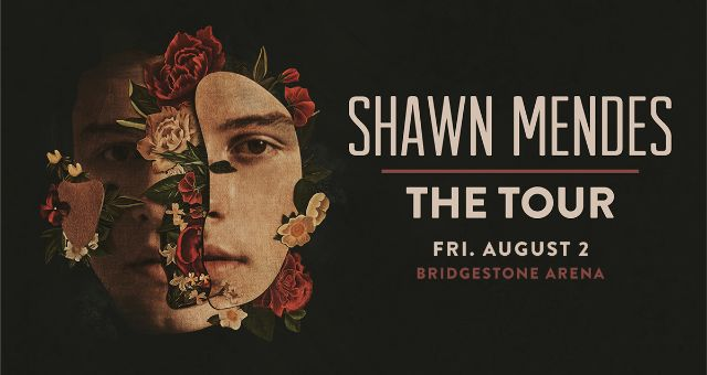 Shawn Mendes The Tour Bridgestone Arena