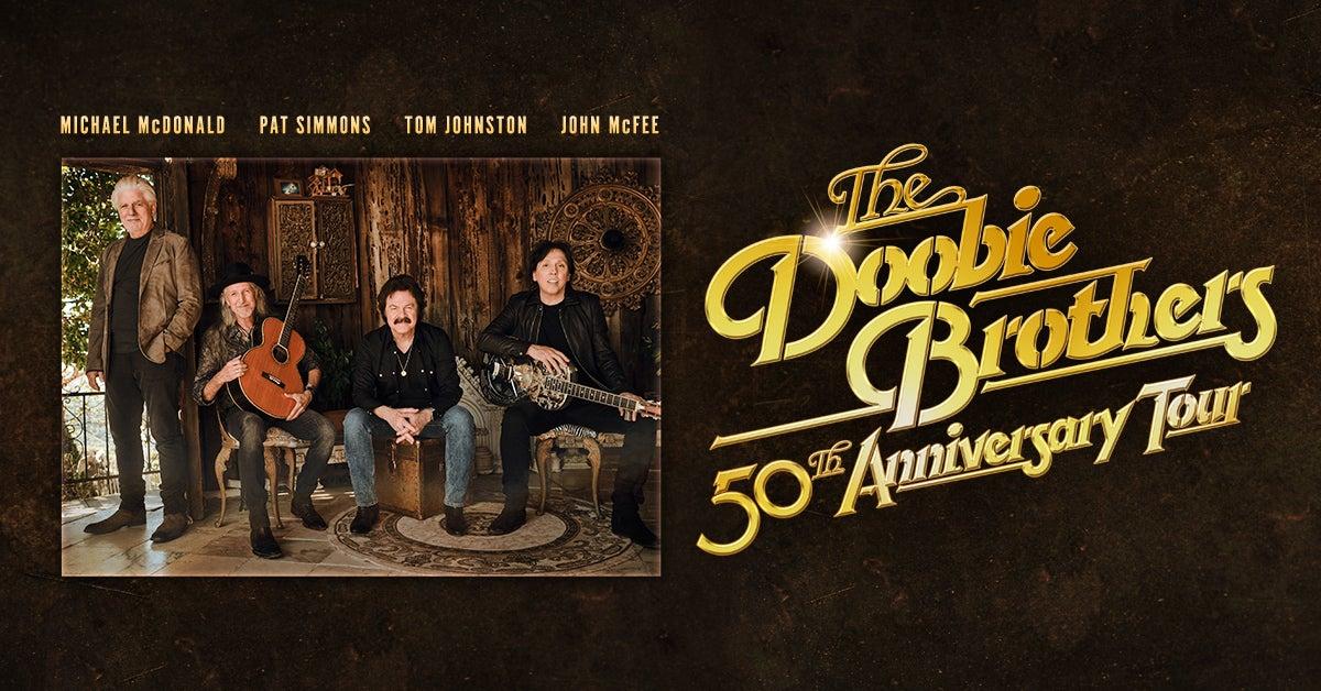 RESCHEDULED: The Doobie Brothers